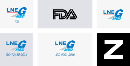 Certifications - CE Certification, ISO 13485:2016, ISO 9001:2015, FDA – Registered Medical Device Establishment