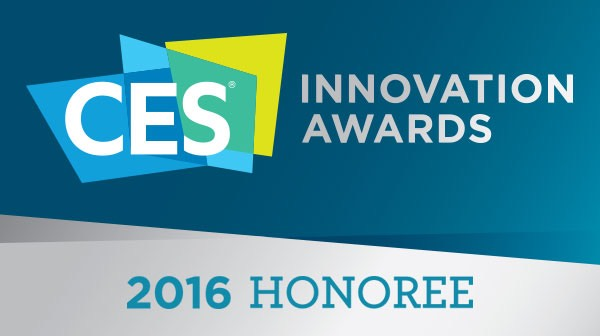 ZPower Named CES 2016 Innovation Awards Honoree