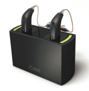 Oticon ZPower Rechargeable System for Hearing Aids