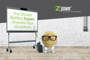 Do You Have Questions About Your ZPower Rechargeable Batteries? We've Got Answers!