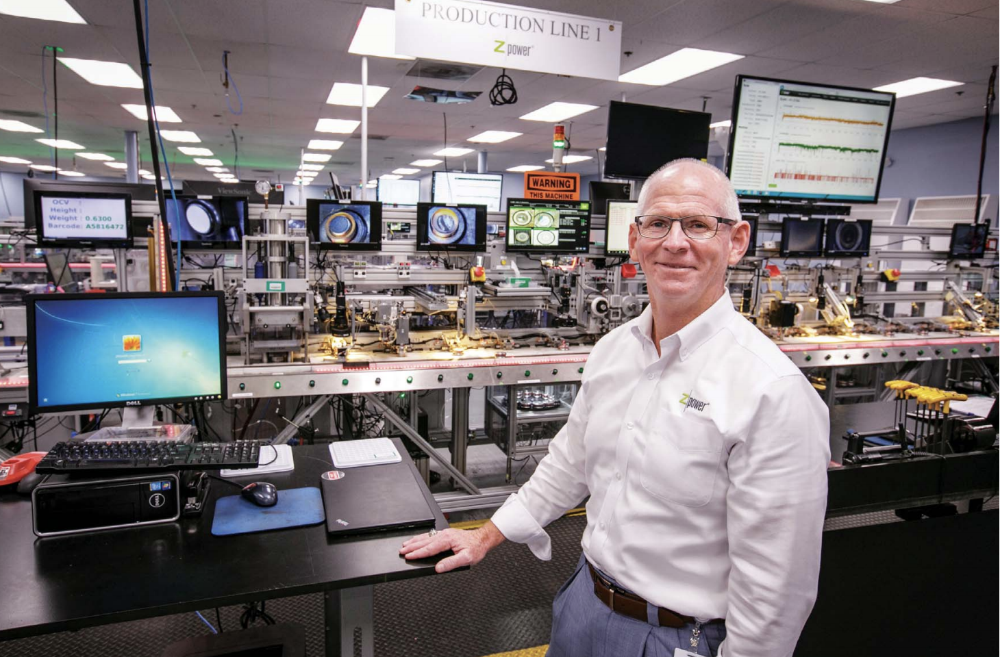 San Fernando Valley Business Journal Highlights ZPower's Big Growth with Tiny Batteries